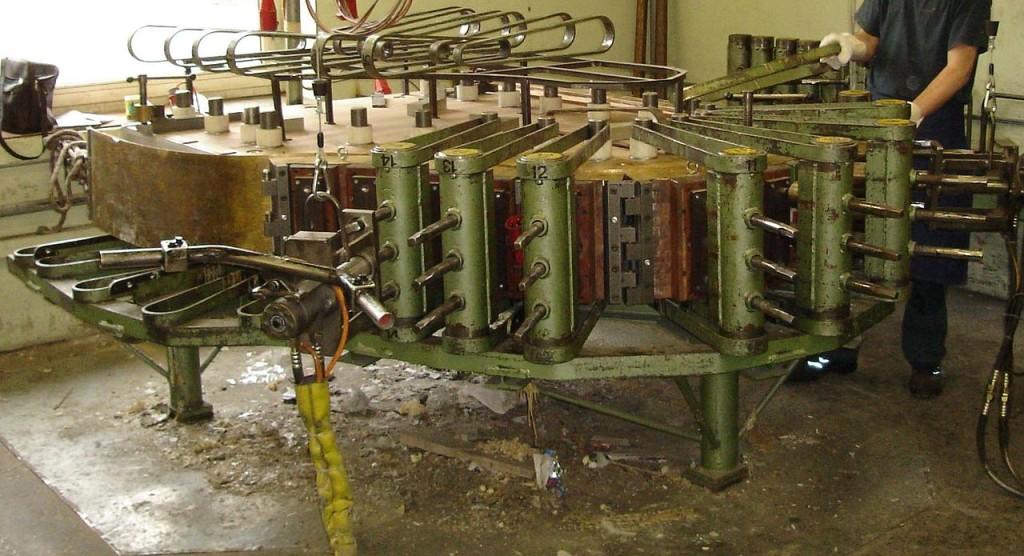 Steinway Rim Bending