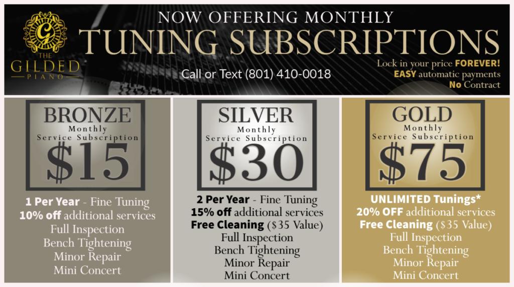 Tuning Subscription
